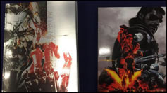 Une multitude de goodies présentés lors du Boot Camp de MGSV The Phantom Pain