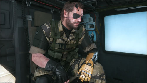 Metal Gear Solid V The Phantom Pain : comparatif des versions en images