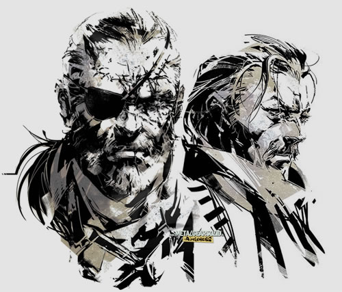 Sans interprète, Snake donnera sa langue au chat dans Metal Gear Solid V : The Phantom Pain