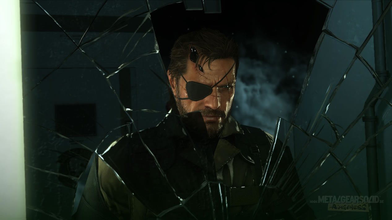 Le sens de Metal Gear Solid V : The Phantom Pain expliqué par Hideo Kojima, Hitori Nojima et Manabu Makime
