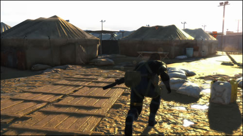 Nos impressions sur Metal Gear Solid V : Ground Zeroes