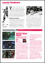 Official PlayStation Magazine UK 65 Hideo Kojima