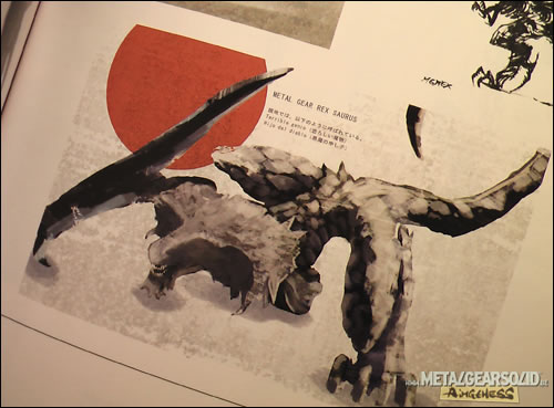 Metal Gear Solid Official Art Work  Yoji Shinkawa Artbook 1
