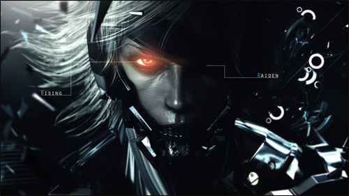 Raiden Metal Gear Solid Rising Fanart