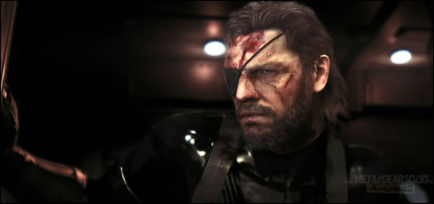 Des images pour Metal Gear Solid V The Phantom Pain