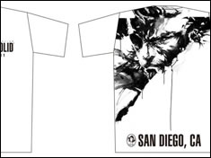 T-shirt Yoji Shinkawa Comic Con
