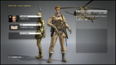 La tenue d'Eva perd son avantage tactique dans Metal Gear Solid V : The Phantom Pain