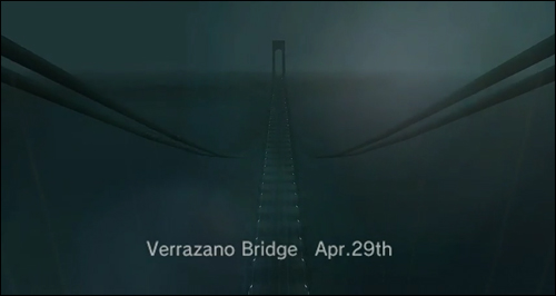 Le Verrazano-Narrows Bridge dans Metal Gear Solid 2