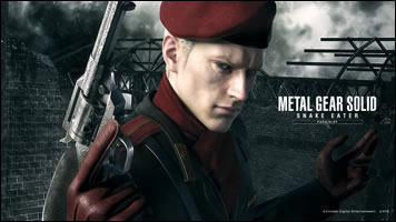 Des fonds d'écran pour Metal Gear Solid 3 version Pachinko