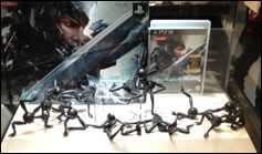 Collector japonais de Metal Gear Rising Revengeance Wonder Festival 2013