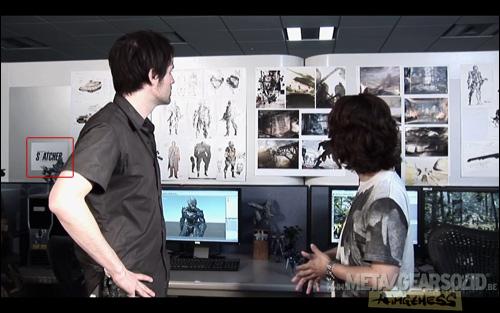 Snatcher E3 2011