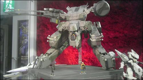Metal Gear Rex de Kotobukiya