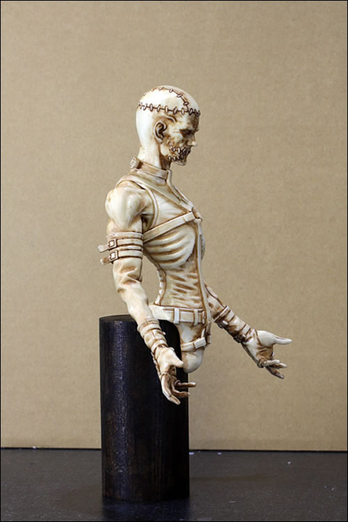 Psycho Mantis par Heavy Gauge