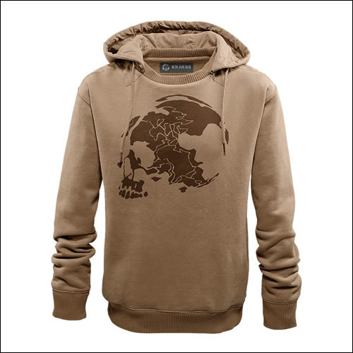 MSF Hoodie sweat-shirt Metal Gear Solid Peace Walker
