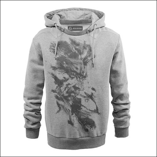 Snake Hoodie sweat-shirt Metal Gear Solid Peace Walker