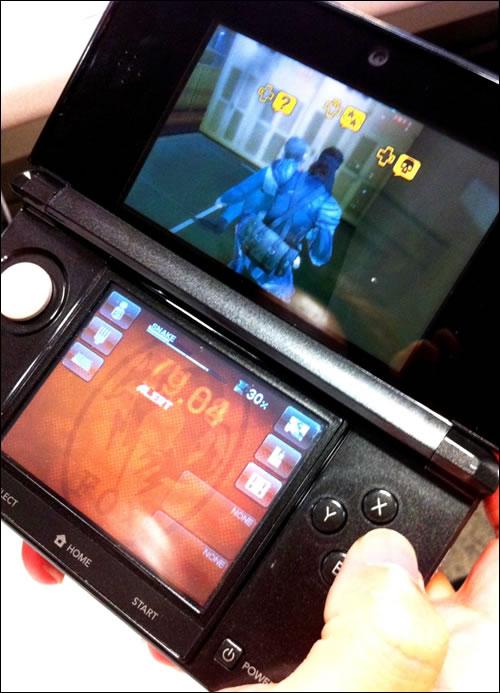 Yoji Shinkawa Shin-chan teste Metal Gear Solid Snake Eater 3D