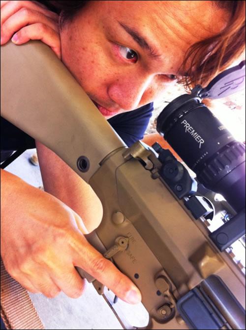 Kojima Productions à Miramar Air Force Base