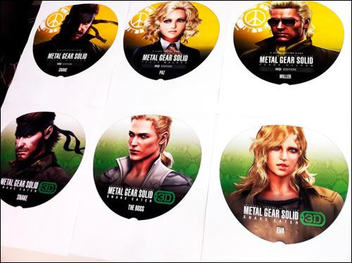 Kojima Productions merchandising Tokyo Game Show 2011
