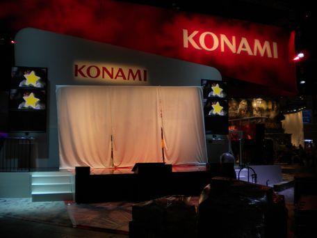 Stand Konami E3 2011