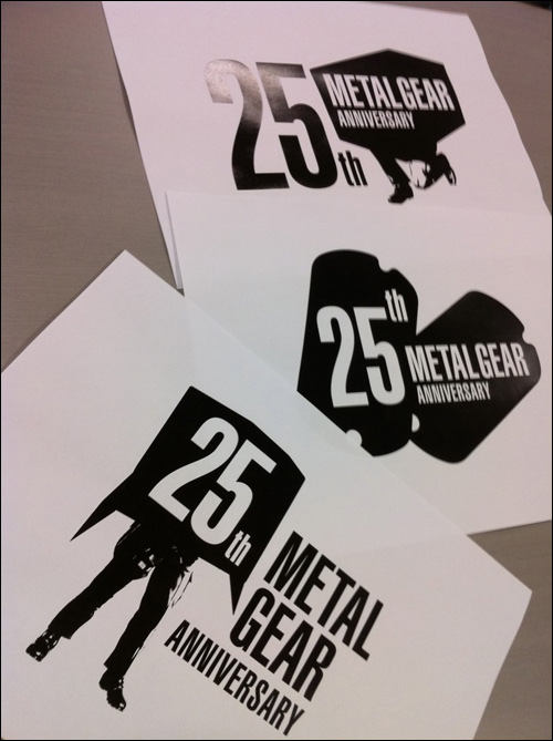 25 ans anniversaire Metal Gear Solid