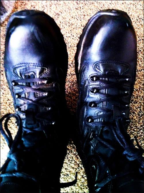 Chaussures Hideo Kojima