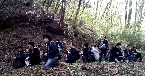 Kojima Productions à l'entrainement