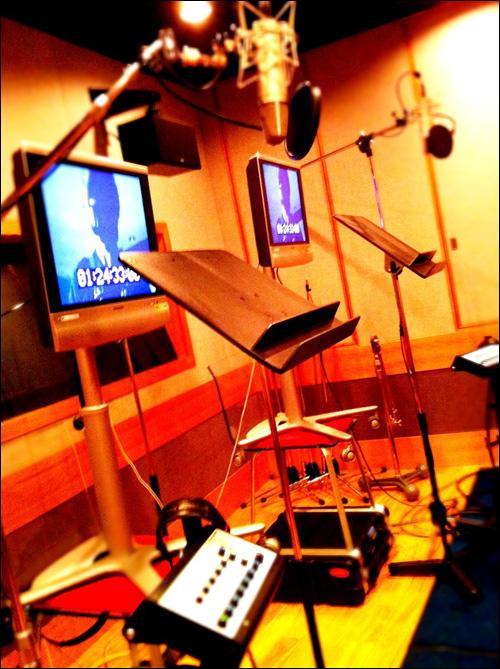 Enregistrement Kojima Productions