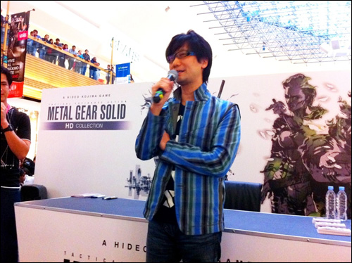 Kojima Productions à Mexico