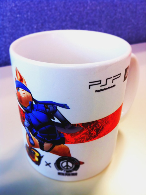 Mug Peace Walker et Monster Hunter