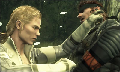 Metal Gear Solid 3DS Snake Eater