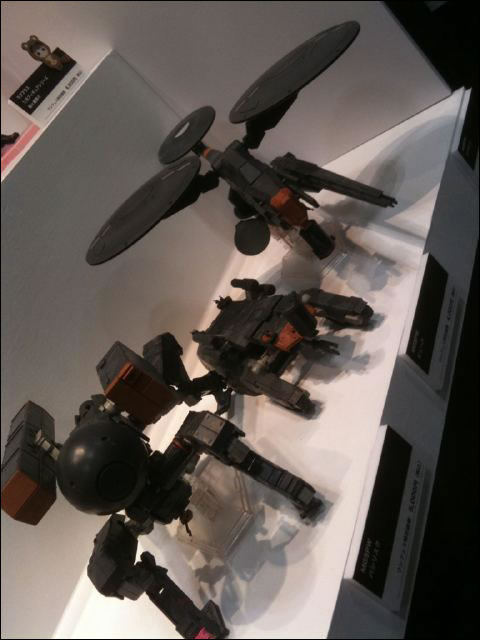 Metal Gear Solid Peace Walker au Wonder Festival 2011