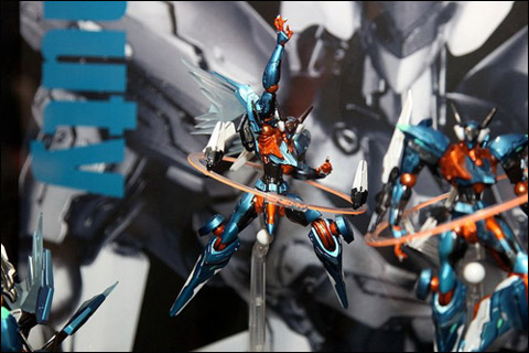 Zone of the Enders au Wonder Festival 2011