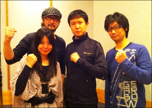 Podcast Kojima Productions Together Japan