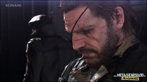Analyse du trailer de Metal Gear Solid V The Phantom Pain
