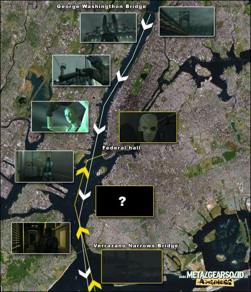 Metal Gear Solid Sur Les Traces De L Arsenal Gear