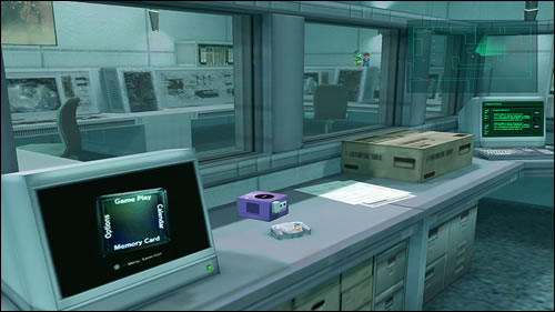 Clins d'oeil Nintendo dans MGS The Twin Snakes