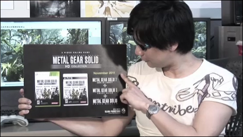Kojima Productions E3 2011 Konami