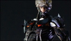 Figurine Play Arts Kaï de Raiden Metal Gear Rising