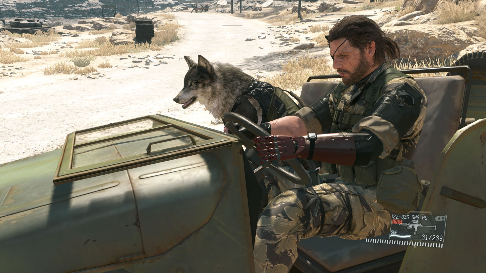 Image de Metal Gear Solid V : The Phantom Pain