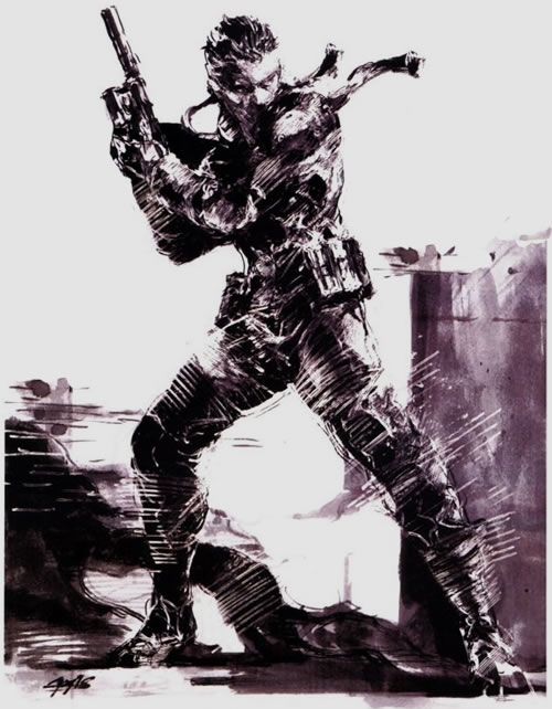 Metal Gear Solid Interview With David Hayter The Snake S