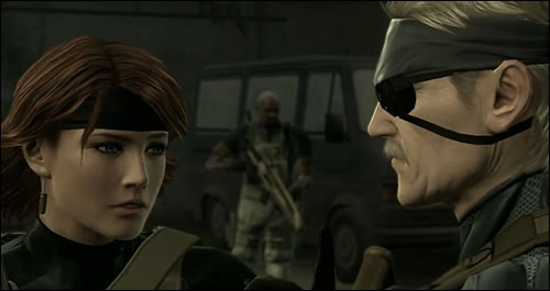 Interview Debbie Mae West Metal Gear Solid