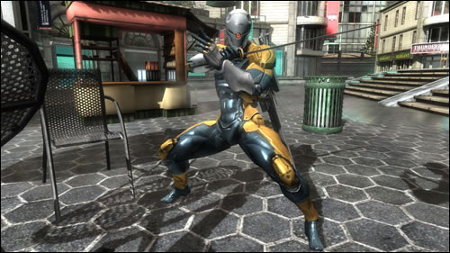 Le DLC de Gray Fox disponible gratuitement dans Metal Gear Rising Revengeance