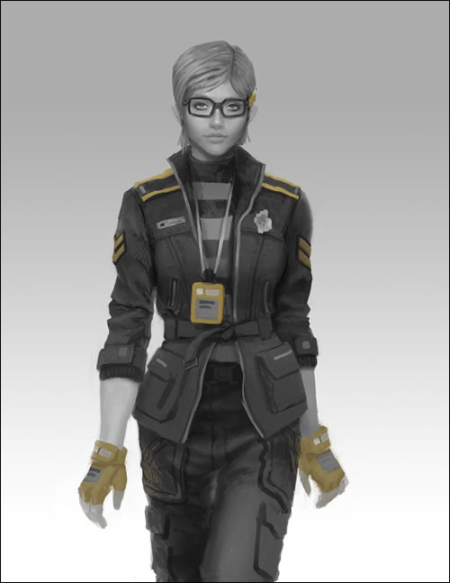 Des concept arts de Metal Gear Solid V : The Phantom Pain et de Metal Gear Online 3
