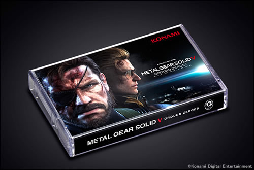 MGSV Ground Zeroes propose des bonus pour The Phantom Pain au Japon