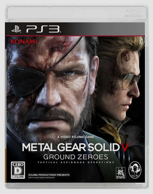 Metal Gear Solid V : Ground Zeroes - Kaz Miller pourrait disparaître en Occident