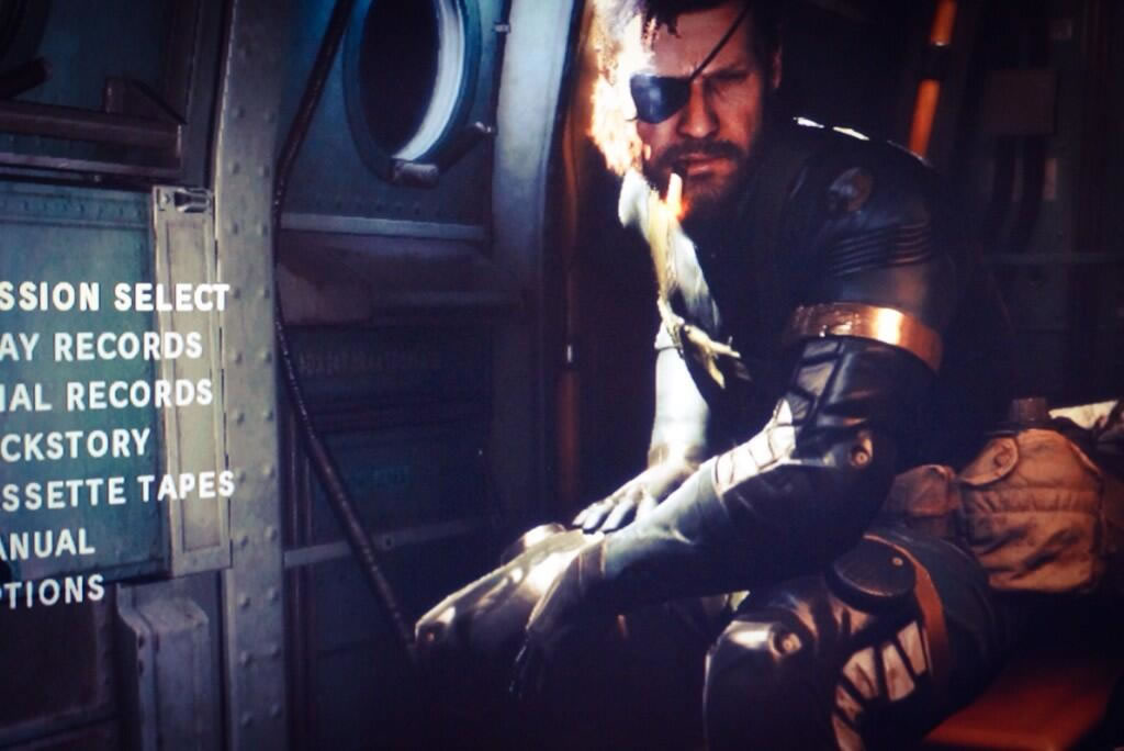 Metal Gear Solid V : Ground Zeroes se peaufine