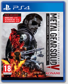 Metal Gear Solid V : The Definitive Experience sortira le 13 octobre 2016