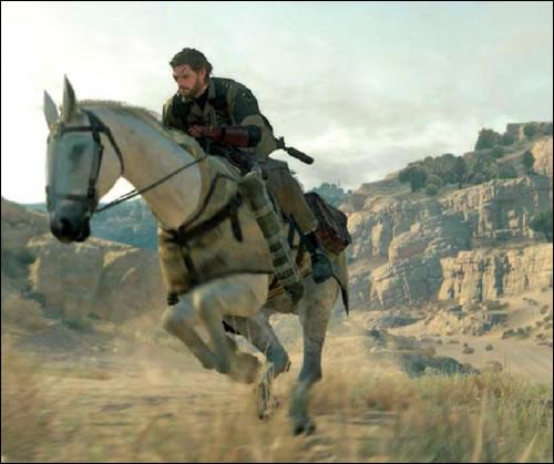 7 nouvelles images de Metal Gear Solid V : The Phantom Pain
