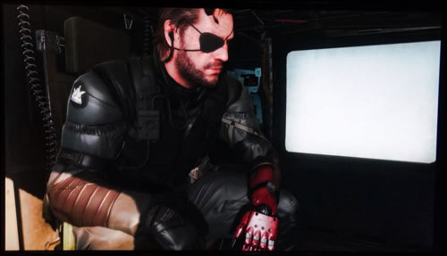 Les phases de tests de Metal Gear Solid V en images