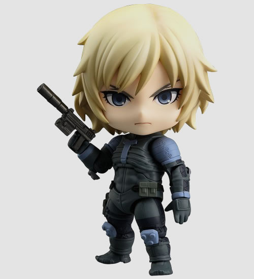 Nouvelles photos de la figurine Nendoroid de Raiden - Metal Gear Solid 2